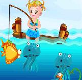 العاب ماهر لصيد الاسماك